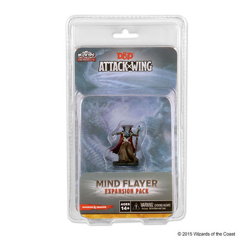 D & D Attack Wing: Mind Flayer (engl.)
