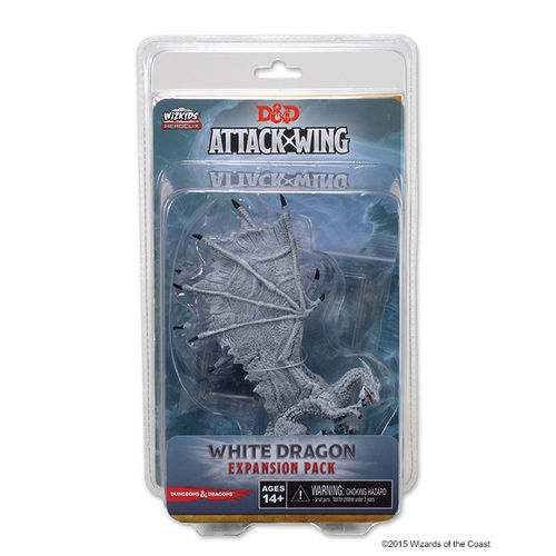 D & D Attack Wing: White Dragon (engl.)