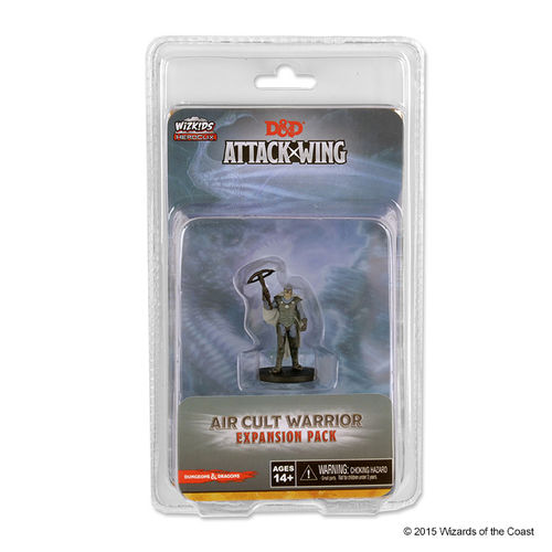 D & D Attack Wing: Air Cult Warrior (engl.)