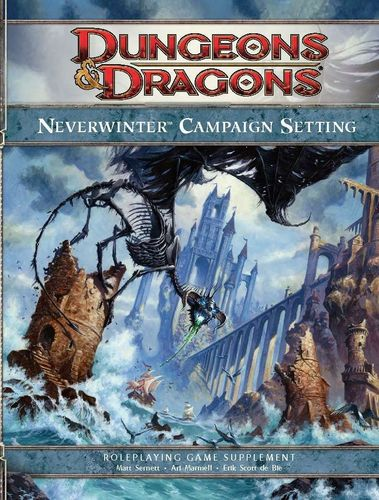 D&D4: FR - Neverwinter Campaign Setting