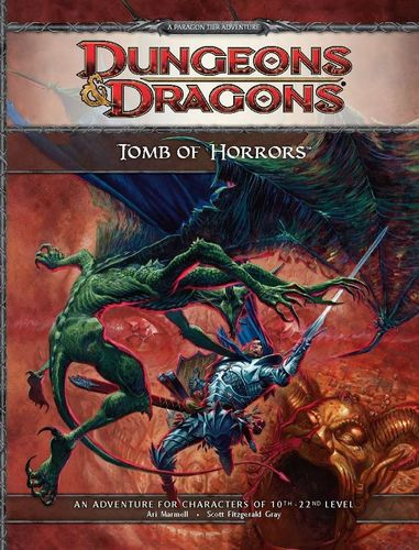 D&D4: Tomb of Horrors