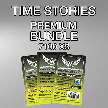 """Time Stories"" Premium Card Sleeve Kit"