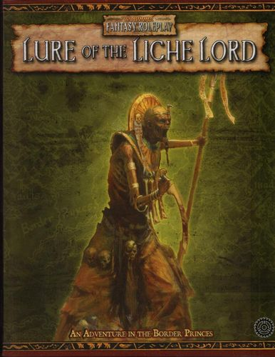 WFRP: Lure of the Liche Lord