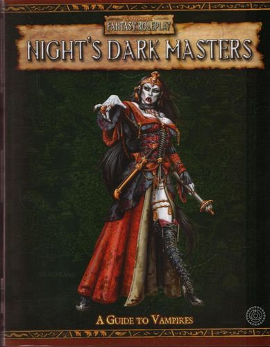 WFRP: Night's Dark Masters