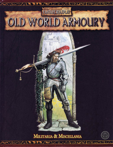 WFRP: Old World Armoury