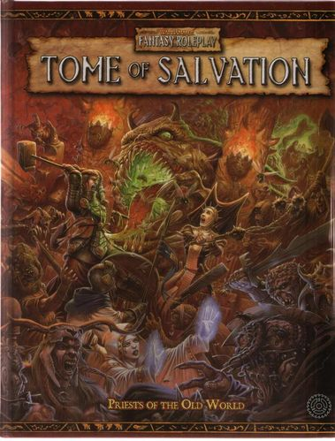 WFRP: Tome of Salvation