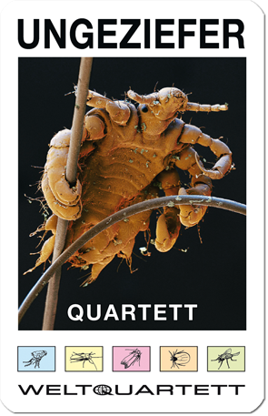 Ungeziefer Quartett DE