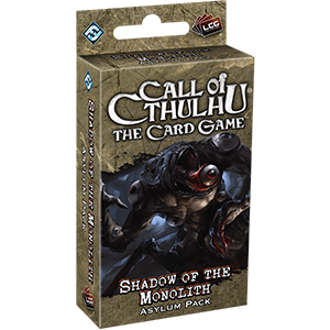 CoC: Shadow of the Monolith - Asylum Pack EN