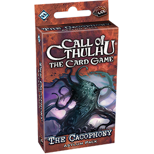 CoC: The Cacophony - Asylum Pack EN