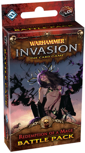 WH Invasion: Redemption of a Mage - Battle Pack EN