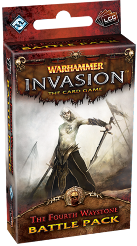 WH Invasion: The Fourth Waystone - Battle Pack EN