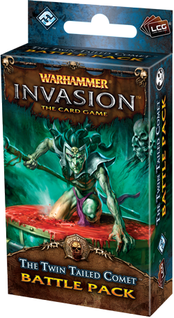 WH Invasion: The Twin Tailed Comet - Battle Pack EN