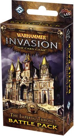 WH Invasion: The Imperial Throne - Battle Pack EN