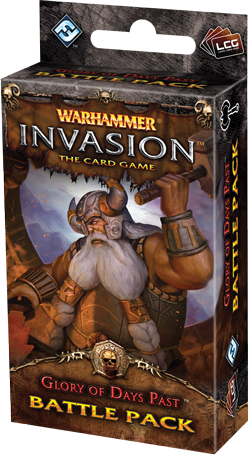 WH Invasion: Glory of Days Past - Battle Pack EN