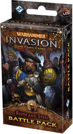 WH Invasion: Faith and Steel - Battle Pack EN