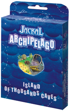 Jackal Archipelago - Island of a thousand Caves EN