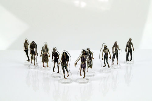 RPG Marker Set 3: Zombies