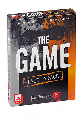 The Game - Face to Face - 4049 DE