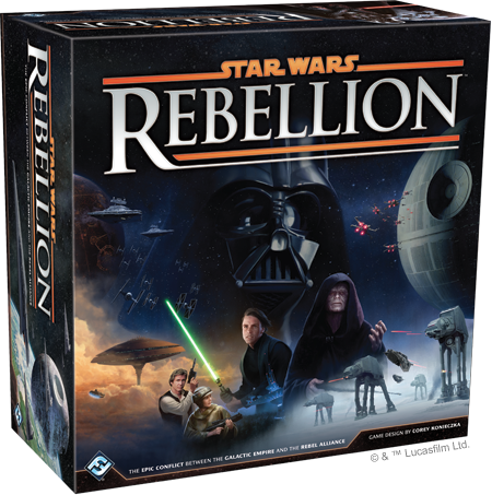 Star Wars: Rebellion - Core Set EN