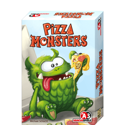 Pizza Monsters DE/EN