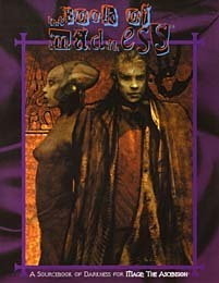 Mage: The Ascension: The Book of Madness