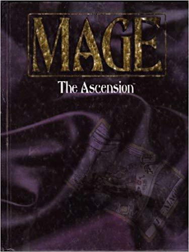 Mage: The Ascension - 2nd Edition