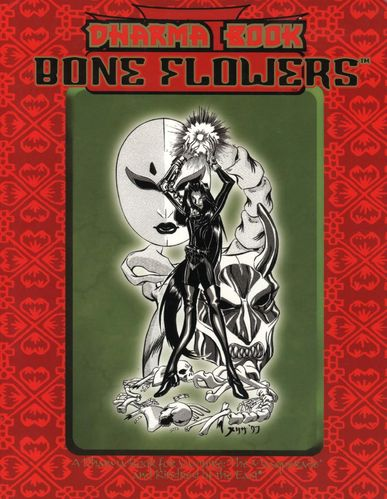Vampire: The Masquerade: Dharma Book: Bone Flowers