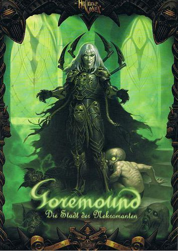 Arcane Codex: Goremound