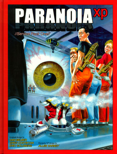 Paranoia XP: Service Pack One (2nd print)