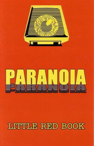 Paranoia XP: Little Red Book