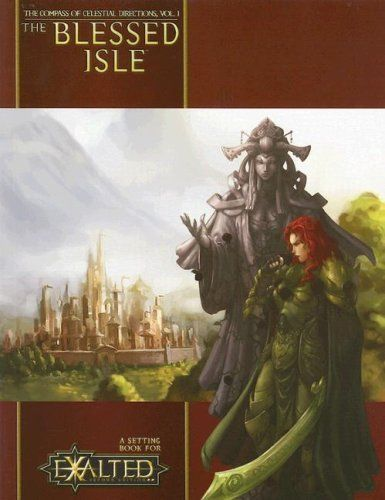 Exalted: The Compass of Celestial Directions 1 - The Blessed Isle