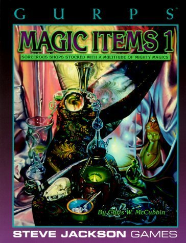 GURPS: Magic Items 1