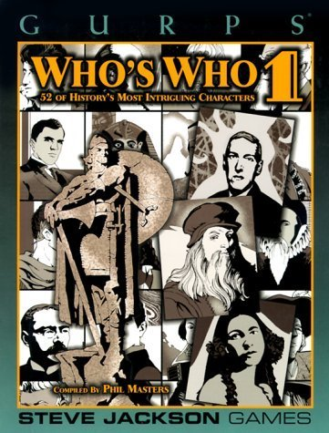 GURPS: Who's Who 1