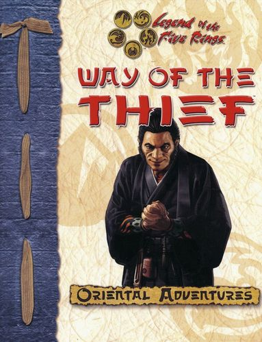 L5R: Way of the Thief