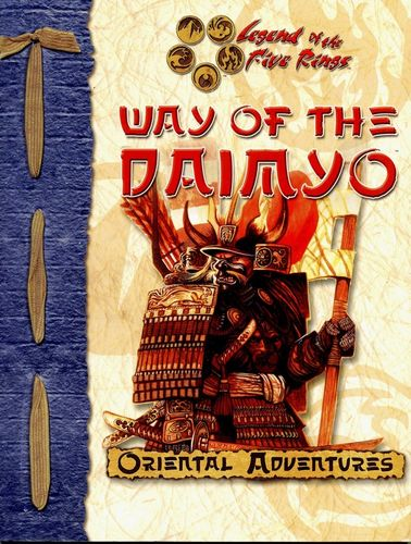 L5R: Way of the Daimyo