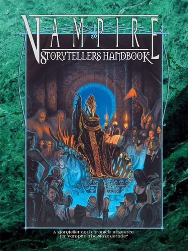 Vampire: The Masquerade: Storytellers Handbook Revised