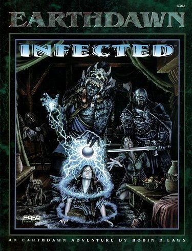 Earthdawn: Infected