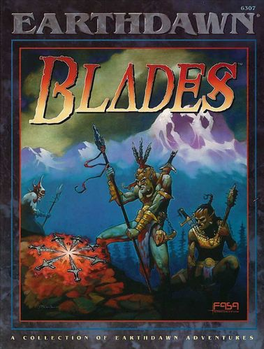 Earthdawn: Blades
