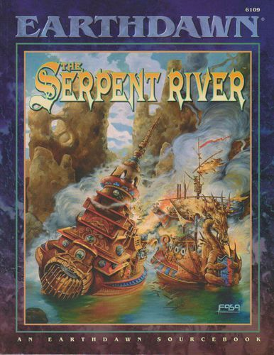Earthdawn: The Serpent River