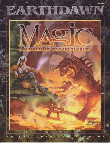 Earthdawn: Magic: A Manual of Mystic Secrets