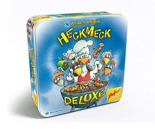 Heckmeck DELUXE (Metallbox) DE/EN/FR/IT
