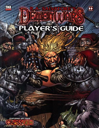 DemonWars: Player's Guide