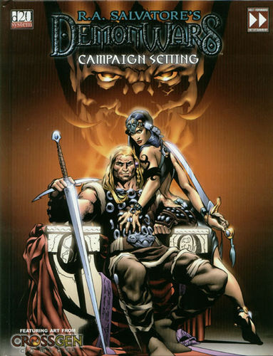 DemonWars: Campaign Setting
