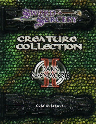 Sword&Sorcery: Creature Collection II: Dark Menagerie