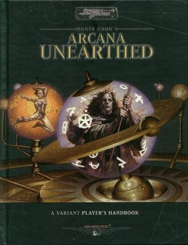Sword&Sorcery: Arcana Unearthed