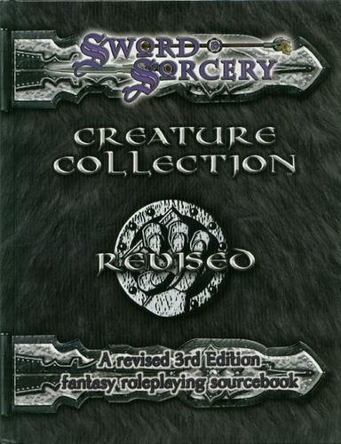 Sword&Sorcery: Creature Collection Revised