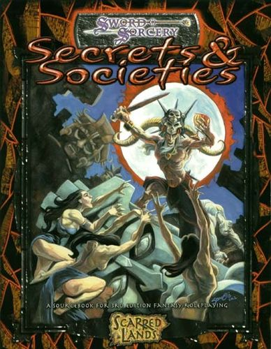 Sword&Sorcery: Secrets & Societies