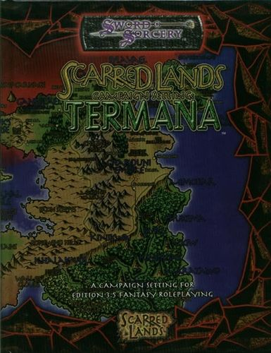 Sword&Sorcery: Scarred Lands Campaign Setting: Termana