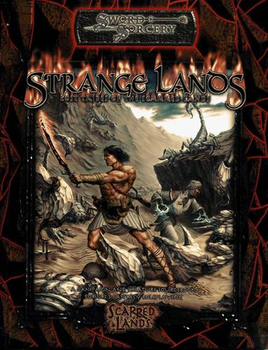 Sword&Sorcery: Strange Lands: Lost Tribes of the Scarred Lands