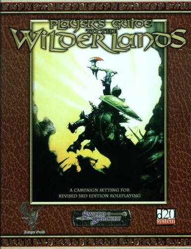 Sword&Sorcery: Player's Guide to the Wilderlands